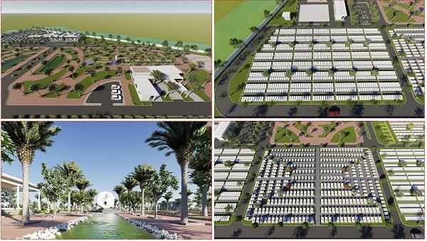 lễ giới thiệu dự án Hoa viên Nghĩa Trang Everland Garden